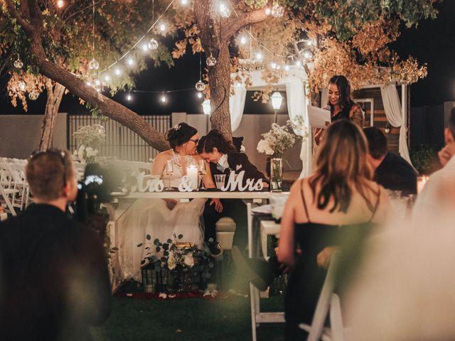 Angel and Mary's Wedding in Gilbert, Arizona 1
