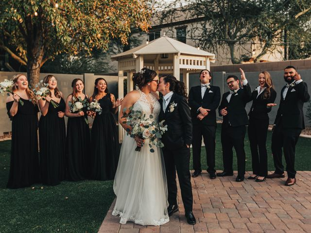 Angel and Mary's Wedding in Gilbert, Arizona 10