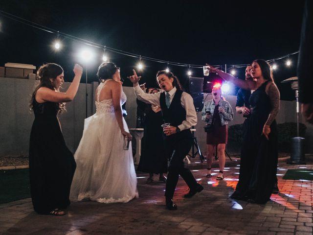 Angel and Mary's Wedding in Gilbert, Arizona 11