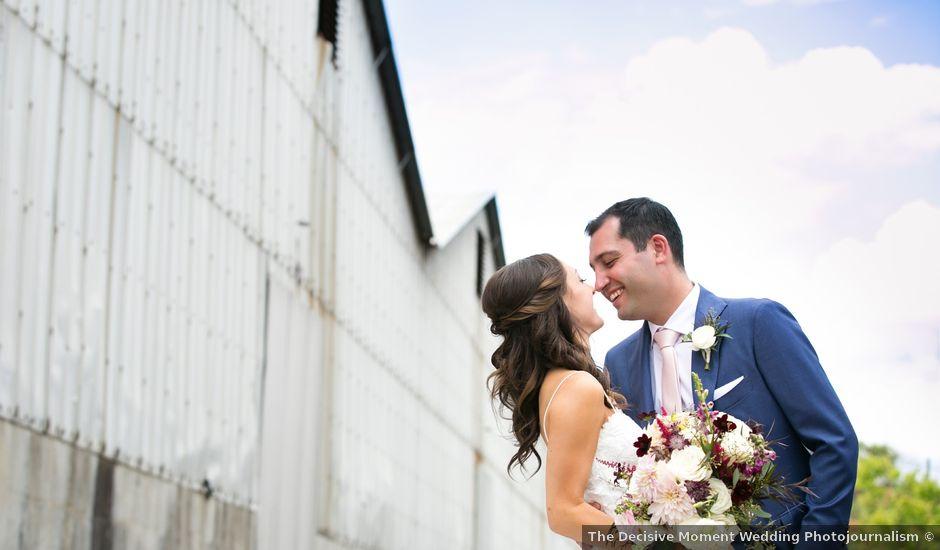 Sam and Sarah's Wedding in Atlanta, Georgia