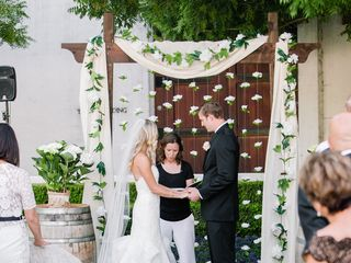 Hannah and Joe's Wedding in Livermore, California 15