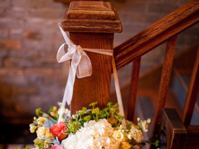 Katie and Dan's Wedding in Toronto, Ohio 7