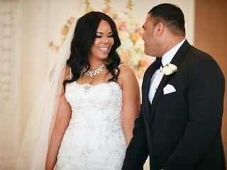 Lisa and Mel's Wedding in Houston, Texas 3