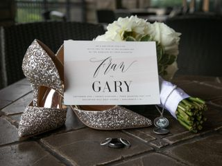 The wedding of Fran and Gary 3