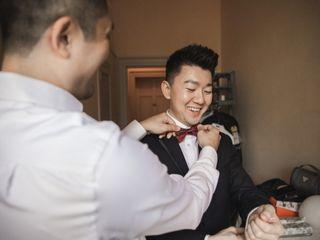 Peter and Yeon's Wedding in Philadelphia, Pennsylvania 3
