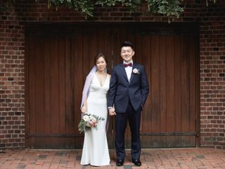 The wedding of Yeon and Peter