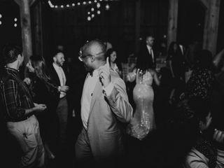 The wedding of Alydia and Nathan 2