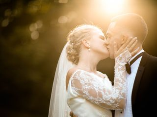 The wedding of CATHERINE and DOMINICK
