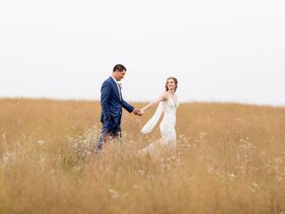 The wedding of Katelynn and Terran