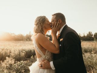 The wedding of Ashley and Matt 2
