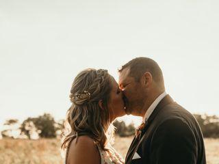 The wedding of Ashley and Matt 3