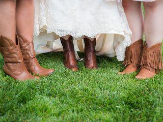 Dani and Andrew's Wedding in Alamo, Nevada 3