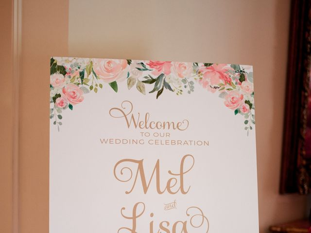 Lisa and Mel's Wedding in Houston, Texas 18