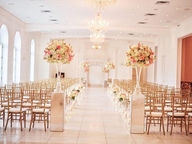 Lisa and Mel's Wedding in Houston, Texas 19