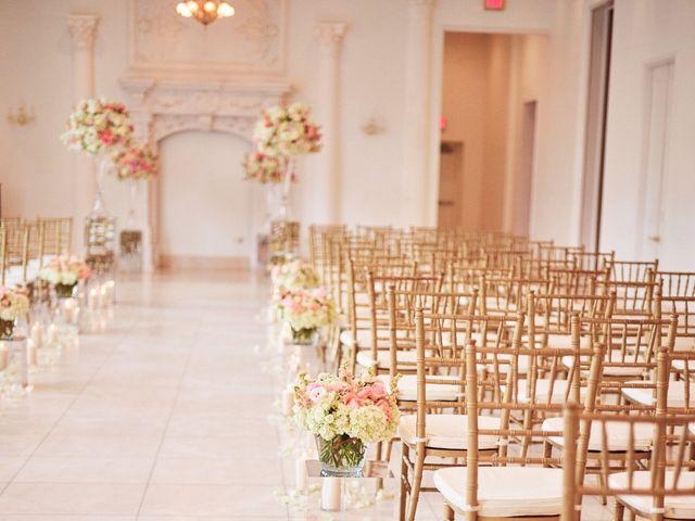 Lisa and Mel's Wedding in Houston, Texas 20