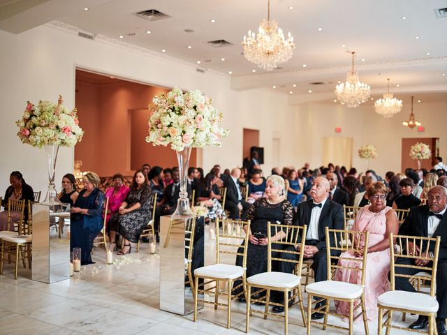 Lisa and Mel's Wedding in Houston, Texas 22