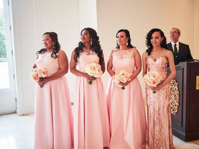 Lisa and Mel's Wedding in Houston, Texas 25