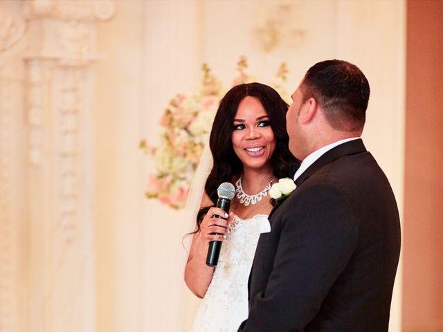 Lisa and Mel's Wedding in Houston, Texas 34