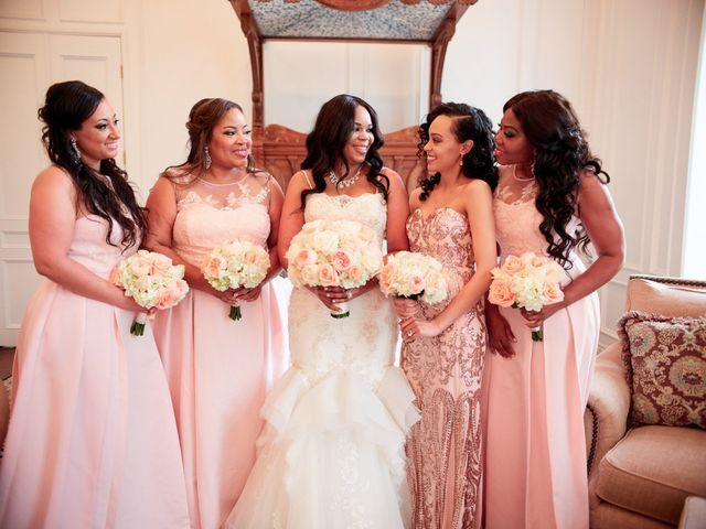 Lisa and Mel's Wedding in Houston, Texas 13