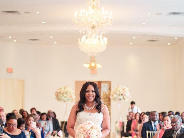 Lisa and Mel's Wedding in Houston, Texas 24