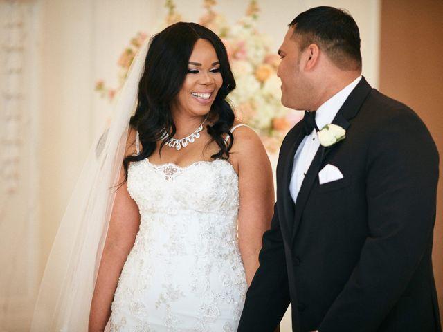 Lisa and Mel's Wedding in Houston, Texas 36
