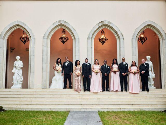Lisa and Mel's Wedding in Houston, Texas 29