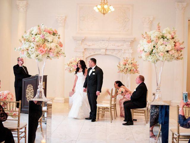 Lisa and Mel's Wedding in Houston, Texas 43