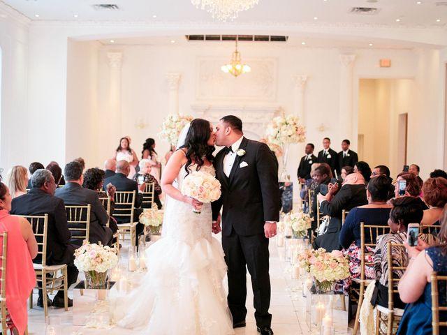 Lisa and Mel's Wedding in Houston, Texas 26