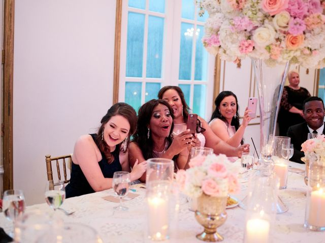 Lisa and Mel's Wedding in Houston, Texas 53