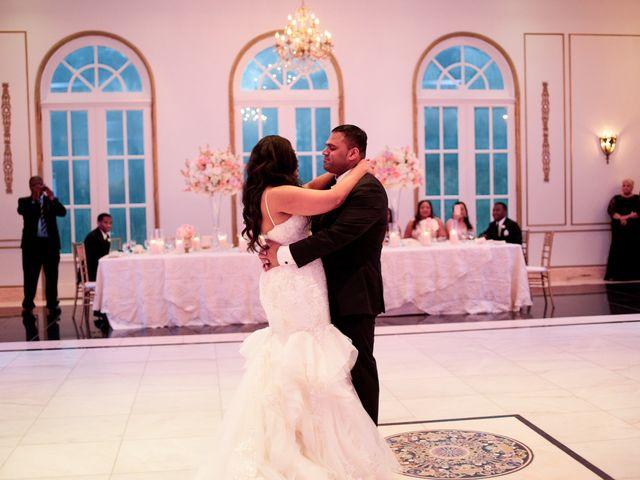 Lisa and Mel's Wedding in Houston, Texas 46