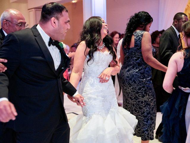Lisa and Mel's Wedding in Houston, Texas 47