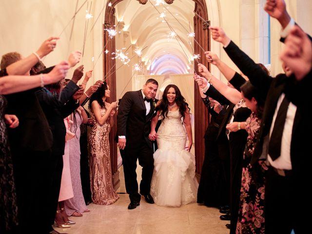 Lisa and Mel's Wedding in Houston, Texas 54