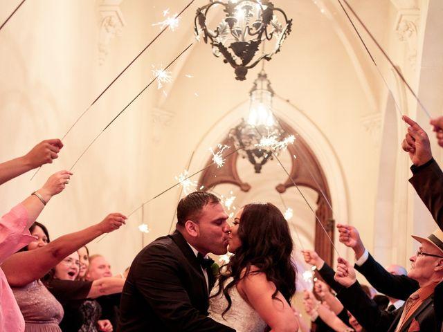 Lisa and Mel's Wedding in Houston, Texas 52