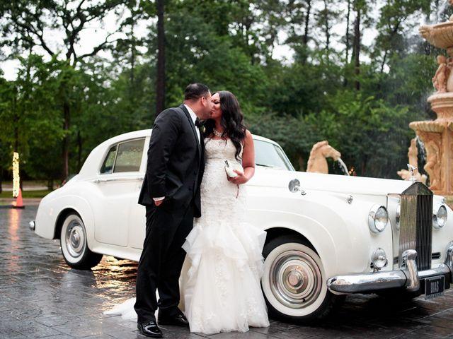 Lisa and Mel's Wedding in Houston, Texas 55