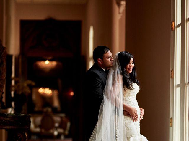 Lisa and Mel's Wedding in Houston, Texas 31