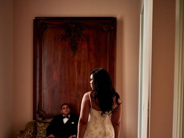 Lisa and Mel's Wedding in Houston, Texas 32