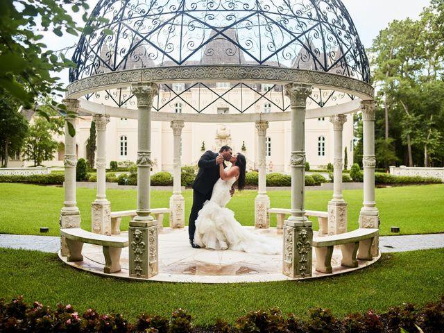 Lisa and Mel's Wedding in Houston, Texas 27