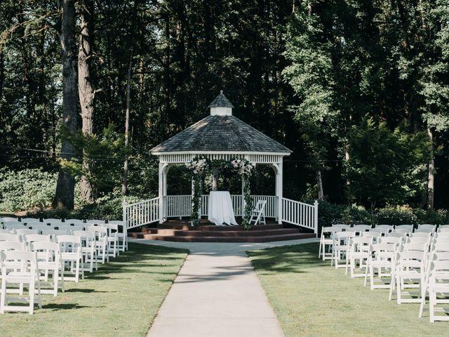 Lee and Danielle's Wedding in Camas, Oregon 1