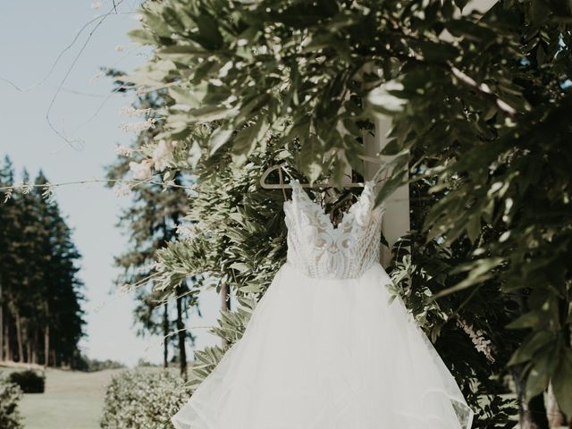 Lee and Danielle's Wedding in Camas, Oregon 3