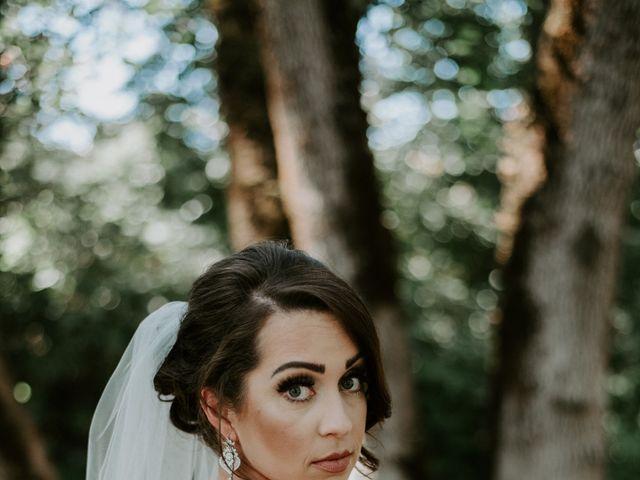 Lee and Danielle's Wedding in Camas, Oregon 4