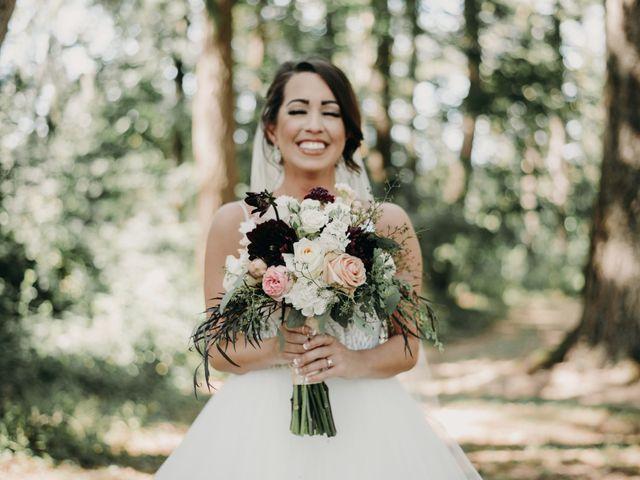 Lee and Danielle's Wedding in Camas, Oregon 10