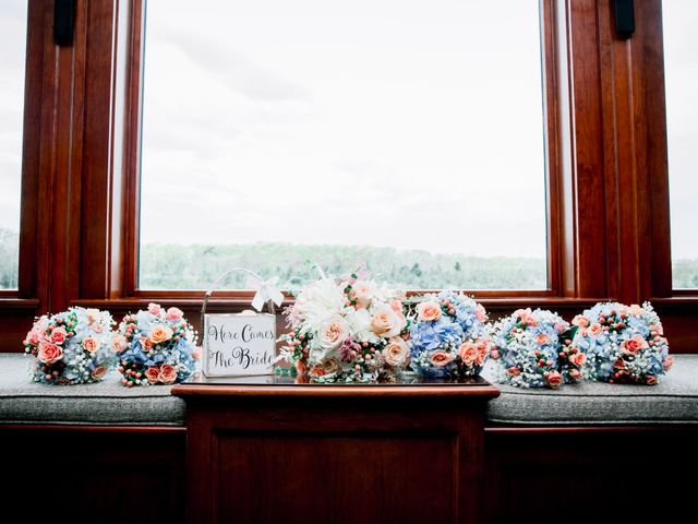 Kevin and Amanda's Wedding in Spring Lake, New Jersey 5