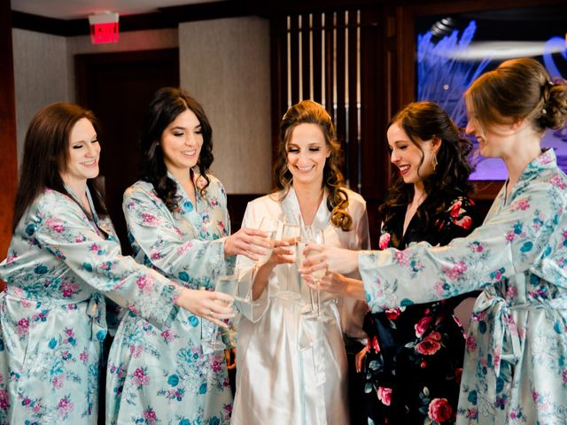 Kevin and Amanda's Wedding in Spring Lake, New Jersey 7