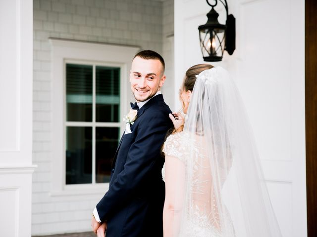 Kevin and Amanda's Wedding in Spring Lake, New Jersey 14