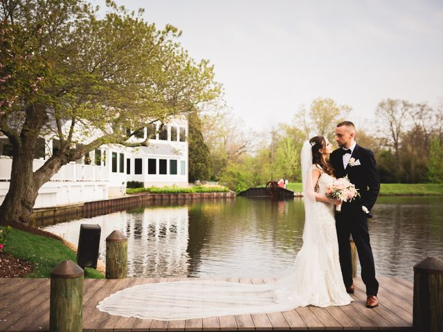 Kevin and Amanda's Wedding in Spring Lake, New Jersey 21