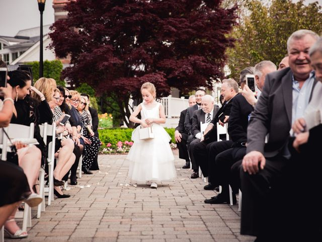 Kevin and Amanda's Wedding in Spring Lake, New Jersey 24