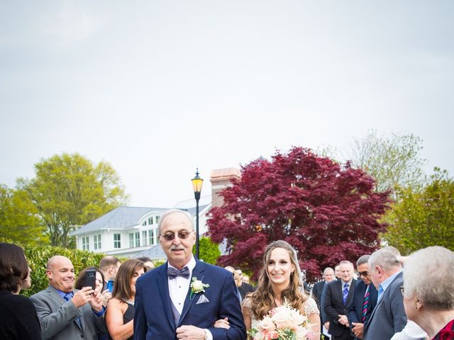 Kevin and Amanda's Wedding in Spring Lake, New Jersey 25