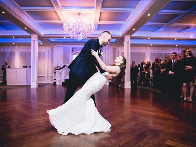 Kevin and Amanda's Wedding in Spring Lake, New Jersey 34