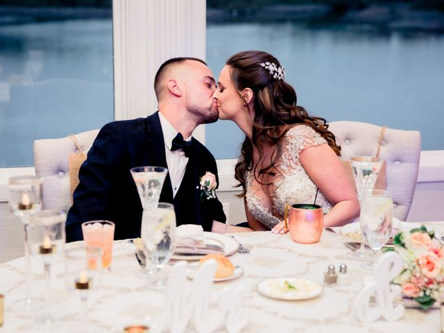 Kevin and Amanda's Wedding in Spring Lake, New Jersey 37