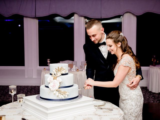Kevin and Amanda's Wedding in Spring Lake, New Jersey 46